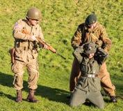 Arresto di Tutbury Fotografie Stock Libere da Diritti