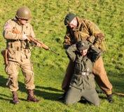 Arresto di Tutbury Fotografia Stock Libera da Diritti