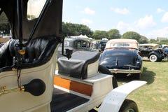 arrière américain classique de voiture des années 10 Images stock