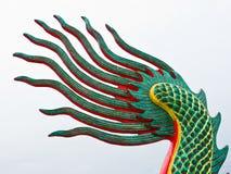 Arrière de dragon Photos stock