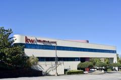Arrière de Keller Williams Building, Memphis, TN photo libre de droits