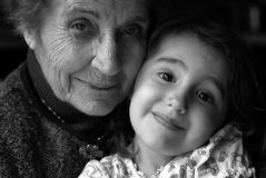 Arrière grand-mère