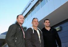 Arri dei giocatori del drago dei Catalans nuovo Fotografie Stock