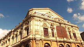 Arriagatheater Bilbao Stock Afbeeldingen