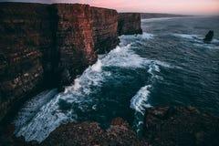 Amazing views at Arrifana Stock Image