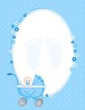 Arrivée de bébé Photo libre de droits