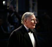 Arrivées aux récompenses britanniques oranges de film d'académie Photos stock