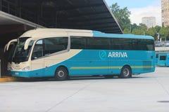 Arriva transportation Stock Photo