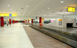 arrival hall Στοκ εικόνα με δικαίωμα ελεύθερης χρήσης