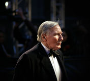 Arrivals At The Orange British Academy Film Awards. Actor Leslie Phillips arrives at The Orange British Academy Film Awards at the Royal Opera House on February Stock Photos