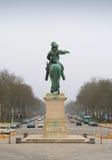 Arrivederci Versailles Fotografia Stock