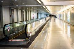 Arrivo 2 dell'aeroporto Fotografia Stock Libera da Diritti