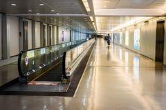 Arrivo dell'aeroporto Immagini Stock Libere da Diritti
