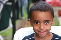 Arroje y sonrisa Imagen de archivo libre de regalías