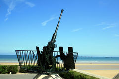 Arromanches-les-Bain, France Stock Image