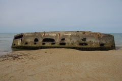 Arromanches Stock Photo