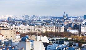 arrondissement panteon Paris Zdjęcie Royalty Free