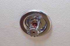 Arroseuse de sécurité incendie Image stock