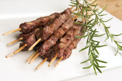 Arrosticini Stock Photos