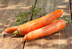 Arrot λαχανικό Ð ¡ Στοκ φωτογραφία με δικαίωμα ελεύθερης χρήσης