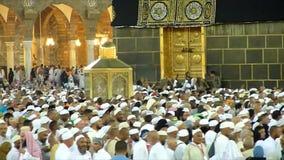 Arround que circunda Kaaba metrajes