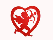 Arrow of Cupid Stock Image