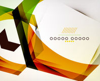 Arrow Geometric Shape Abstract Business Background Stock Photography