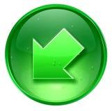 Arrow icon Royalty Free Stock Photo