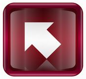 Arrow icon Royalty Free Stock Images
