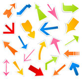 Arrow icon4 Stock Photos