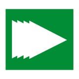 Arrow icons Stock Photos