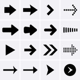 Arrow Icons. Arrow Icons for web. Vector Stock Photography