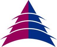 Arrow logo Royalty Free Stock Photo