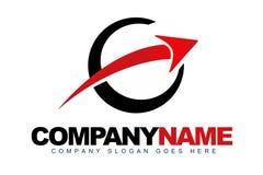 Arrow Logo Stock Photo