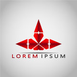 ARROW LOREM IPSUM 2017 7 stock photography