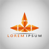 ARROW LOREM IPSUM 2017 8. The arrows are the weapons used by Apolo and Diana, the gods in mythology of Yunanani that symbolize the light that has the highest vector illustration