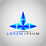 ARROW LOREM IPSUM 2017 10 Stock Photo
