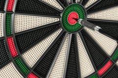 Free Arrow On Darts Board Stock Photography - 17447912