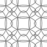 Arrow oval  pattern Stock Image