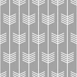 Arrow pattern seamless Scandinavian style design. Vector. Arrow pattern seamless Scandinavian style design. Good for wedding invitation, birthday card, wallpaper Stock Illustration