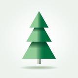 Arrow pine Stock Image