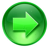 Arrow right icon Stock Photography