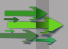 Arrow sign Stock Image