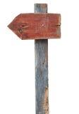 Arrow sign board Stock Photography
