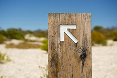Arrow Signs Royalty Free Stock Image