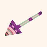Arrow theme elements vector,eps Royalty Free Stock Photos