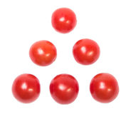 Arrow tomato Stock Photography