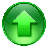 Arrow up icon Royalty Free Stock Photo