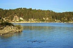 Arrowhead Καλιφόρνια λιμνών Στοκ εικόνα με δικαίωμα ελεύθερης χρήσης