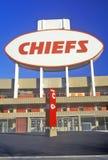 Arrowhead Stadium, home of the Kansas City Chiefs , Kansas City, MO Stock Photo